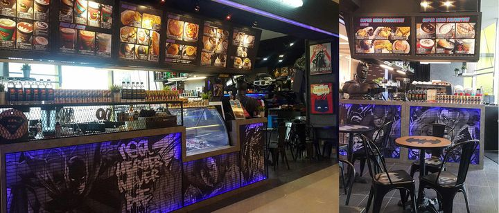 Antigo Fast Food Restaurants