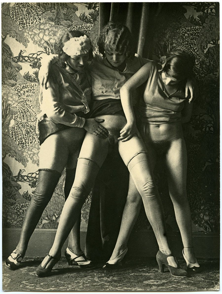 nude french women Vintage