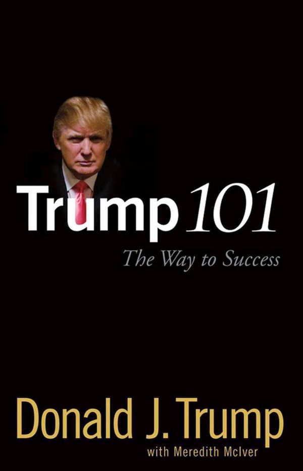 "In his 2006 book <em>Trump 101: The Way to Success</em>, Trump wrote: ""Beauty and elegance, whether in a woman, a building, o"