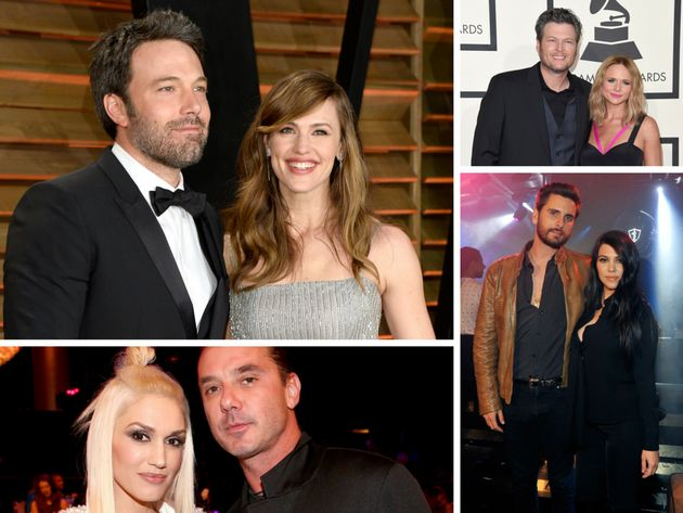 The Summer Of Celebrity Splits Is Taking Its Toll On Hollywood