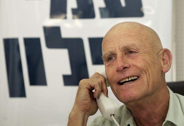 Ami Ayalon, the former head of Israeli intelligence agency Shin Bet.
