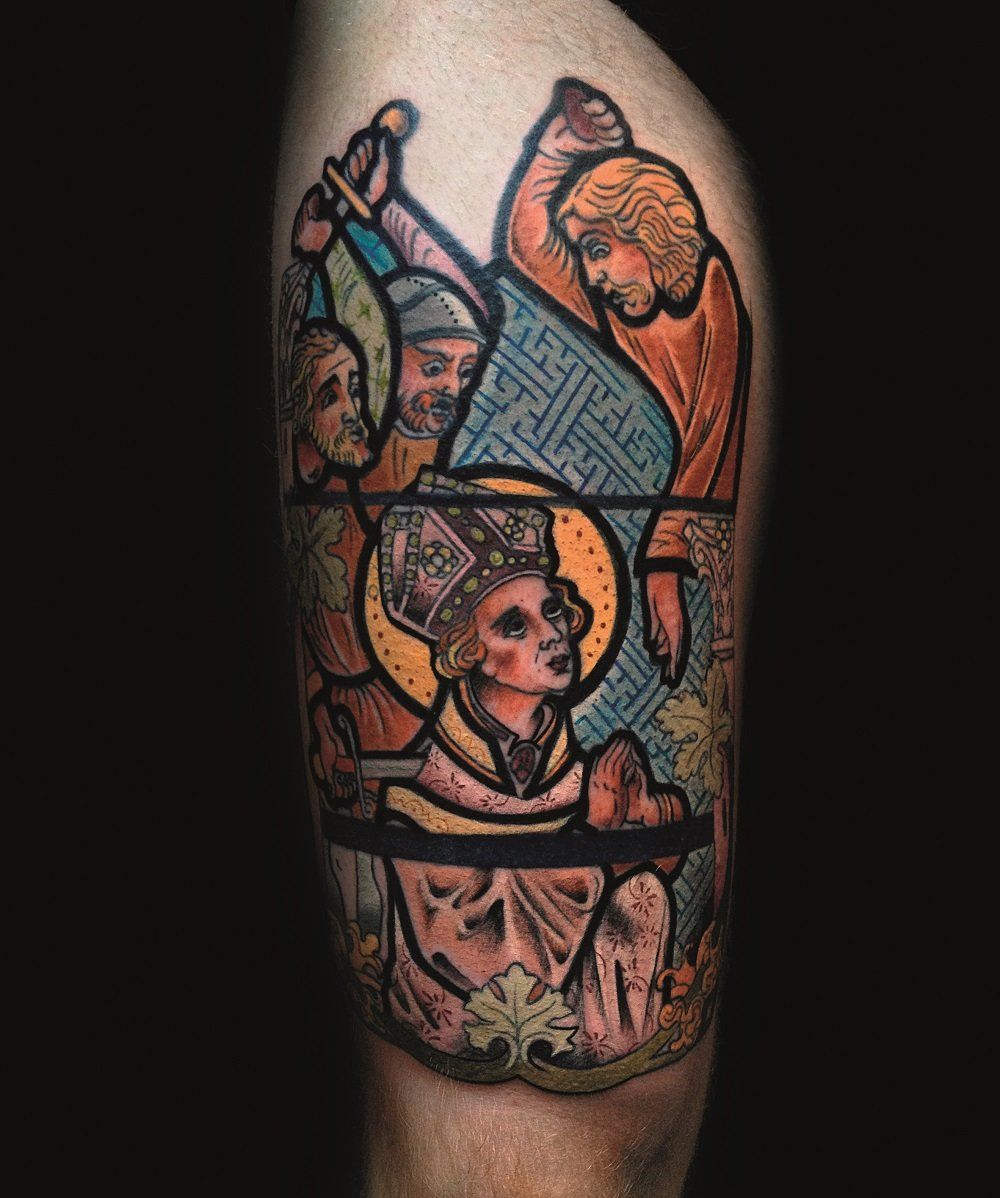 30 Of The Coolest Medical Tattoos We Ve Ever Seen Huffpost Life