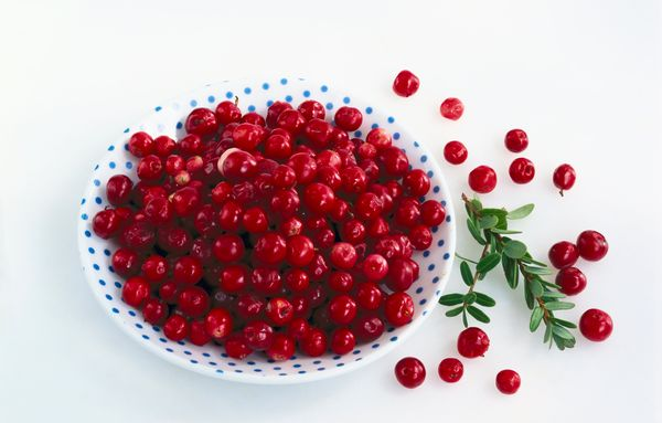 While you may only eat cranberries around Thanksgiving, you should consider giving the tart bulbs attention all year rou