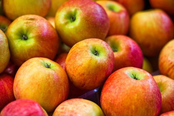 Apples are another great source of antioxidants. To really milk an apple for all it's worth, be sure to eat the skin, where m