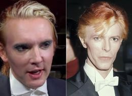 British Professor Is Ch-Ch-Changing Into David Bowie