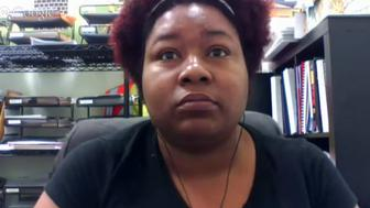Jeanette Taylor-Ramann discusses the closure of Dyett High School on HuffPost Live