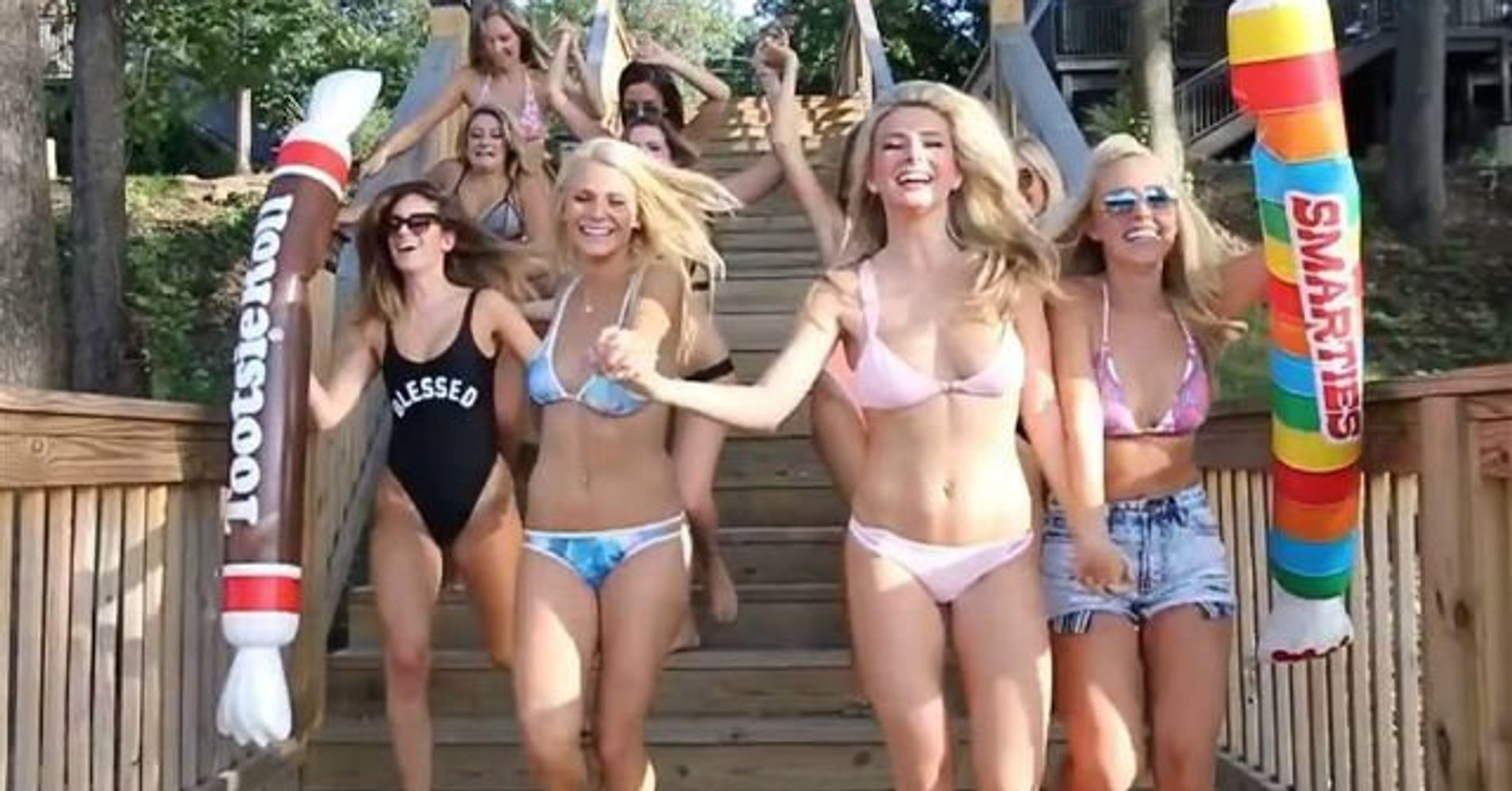 Sorority Women Point Out Alpha Phi Video Was Just Like ...