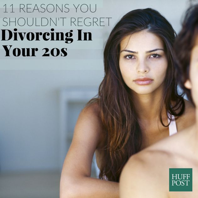 11 Reasons You Shouldn't Regret Divorcing In Your