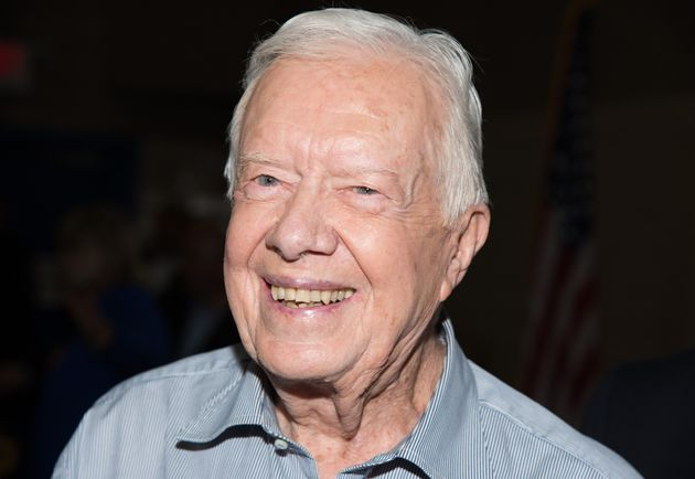 Jimmy Carter Says He Has Melanoma That Has Spread To His