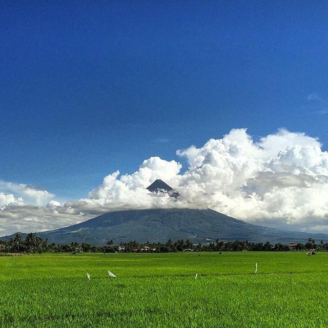 Mayon Volcano, Phillippines