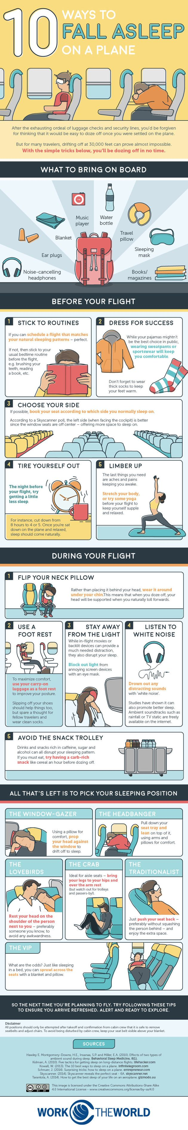 life hacks for air travel