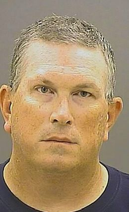 Officer Wesley Cagle has been charged with attempted murder.
