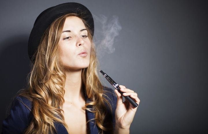 New Study Links Teen Vaping To Teen Cigarette Smoking