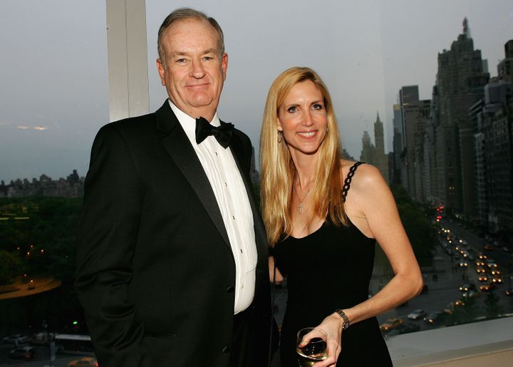 """<p>Ann Coulter criticized Bill O'Reilly for his remarks about <a href=""""https://www.huffpost.com/news/topic/donald-trump"""">Donald Trump</a>'s immigration plan.</p>"""