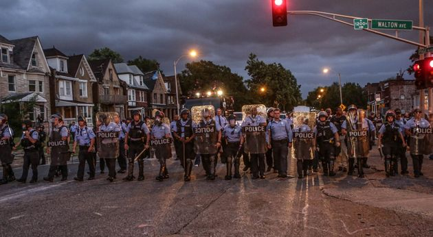 St. Louis Neighborhood Erupts With Unrest Following Fatal Officer-Involved