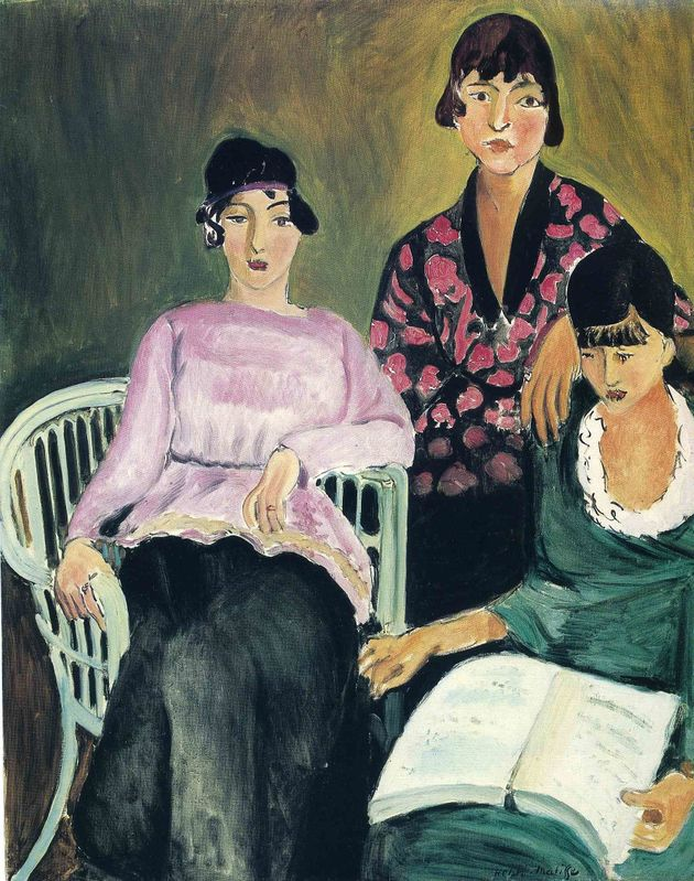 "<span class='image-component__caption' itemprop=""caption"">Henri Matisse, Three Sisters, 1917</span>"