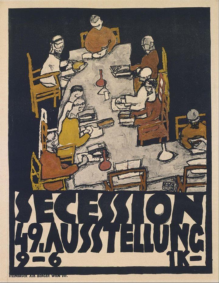 Egon Schiele, 1918
