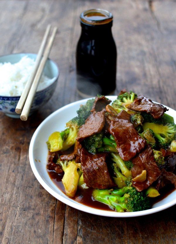 """<strong>Get the <a href=""""http://thewoksoflife.com/2014/09/beef-with-broccoli-all-purpose-stir-fry-sauce/"""" target=""""_blank"""">Bee"""