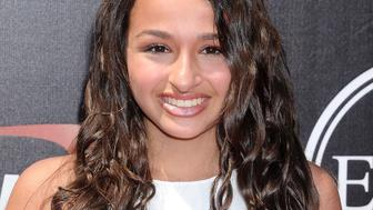 LOS ANGELES, CA - JULY 15: Jazz Jennings arrives at The 2015 ESPYS at Microsoft Theater on July 15, 2015 in Los Angeles, California.  (Photo by Gregg DeGuire/WireImage)
