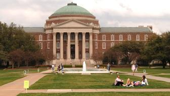 Dallas Hall, SMU