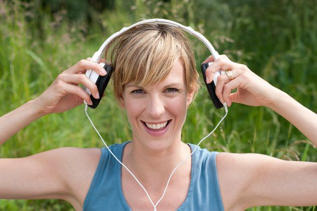 "<span class='image-component__caption' itemprop=""caption"">You'll have a better workout if you listen to music while exercising, scientists say.</span>"