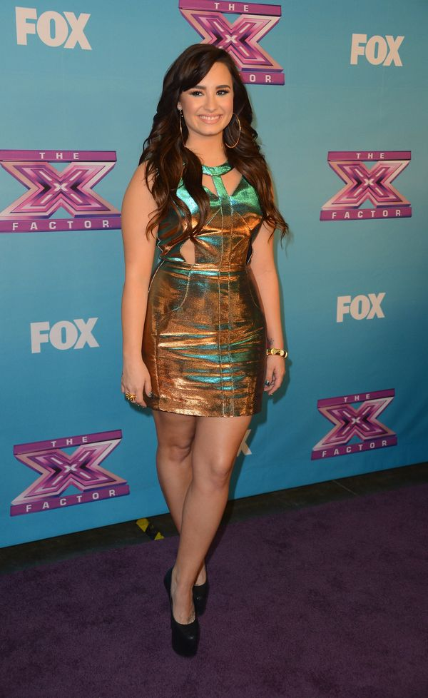 """Demi is only half of it, or at least a shortened version of<a href=""""http://www.imdb.com/name/nm1416215/bio"""">Demetria De"""