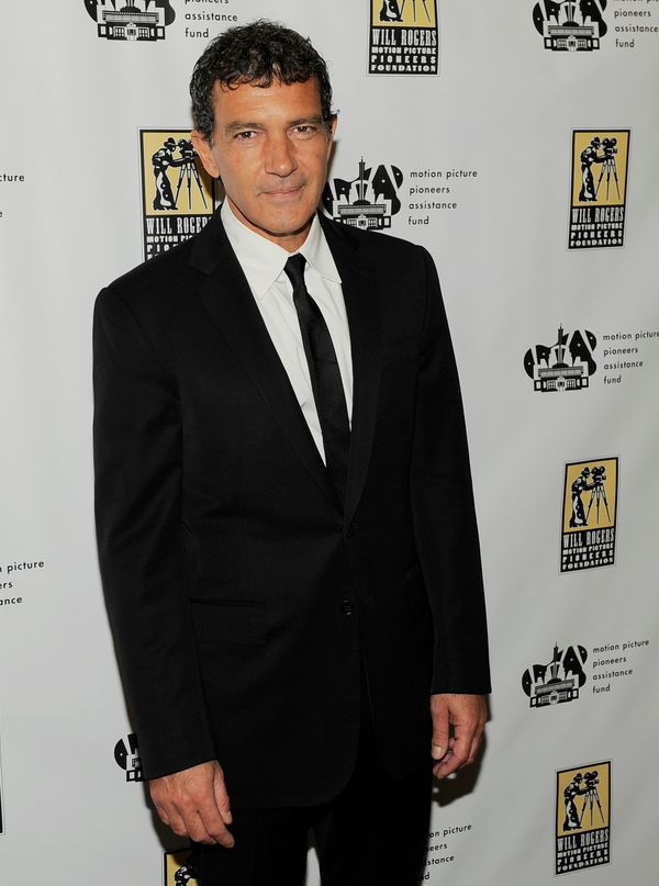 Antonio Banderas is a household name these days, but Antonio isn't actually the actor's first name. The actorwas born&n