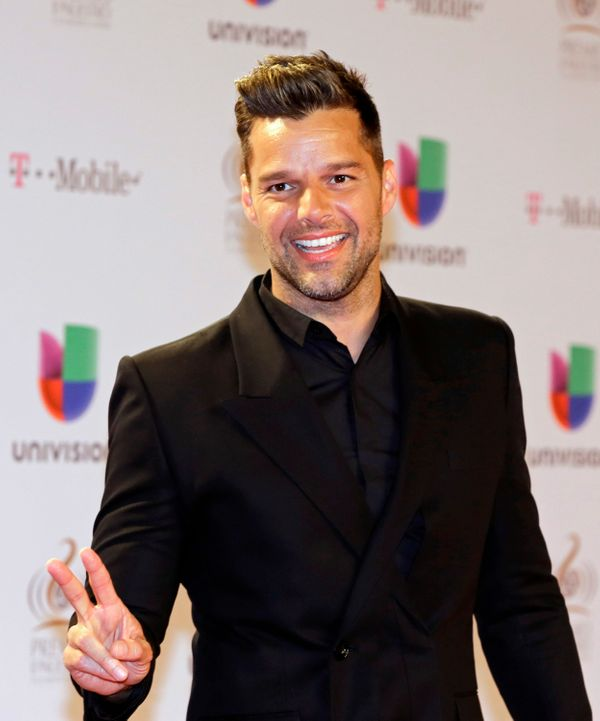 """We all know him as Ricky but the Puerto Rican singer was actually born<a href=""""http://www.biography.com/people/ricky-ma"""