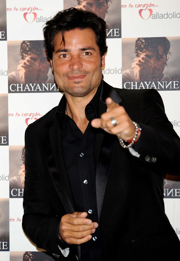 """Tothe rest of the world he is Chayanne, but tohis Puerto Rican loved ones he will always be <a href=""""http://www.i"""