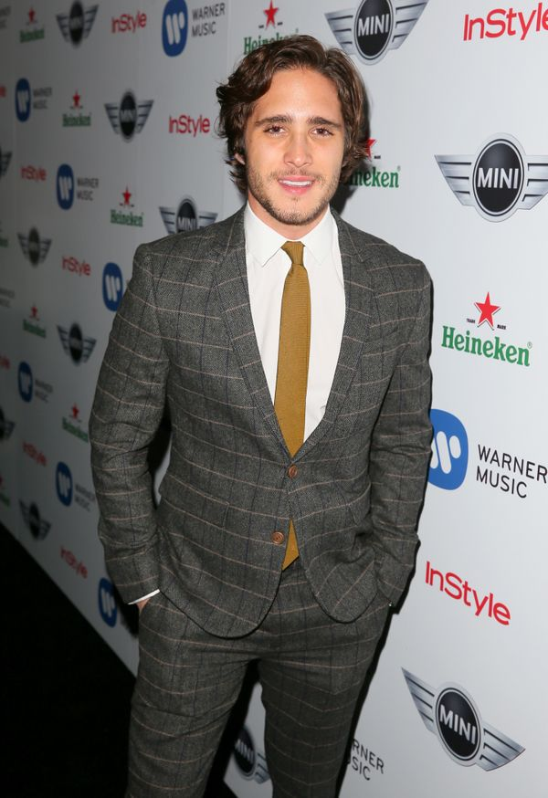 The Mexican actor was named Diego Andrés González Boneta,which means a shorter version of his name would
