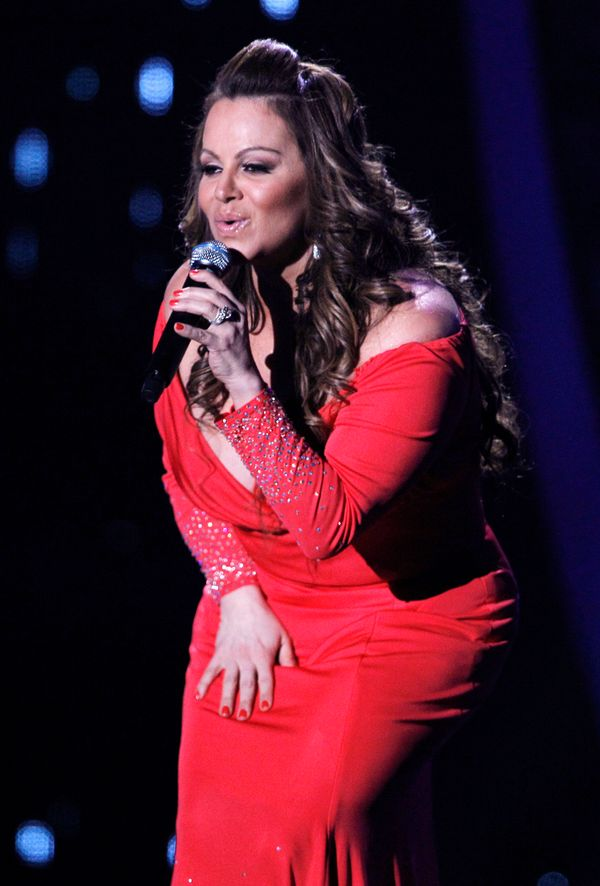 """The Mexican music legend's real name was<a href=""""http://www.biography.com/people/jenni-rivera-21063113#teen-mom"""">Dolore"""