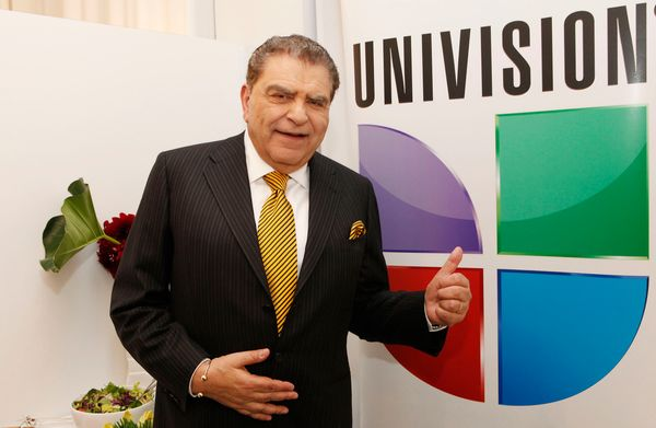 """The ultra famous Univision host's real name is <a href=""""http://www.reuters.com/article/2015/04/17/us-television-sabadogigante"""