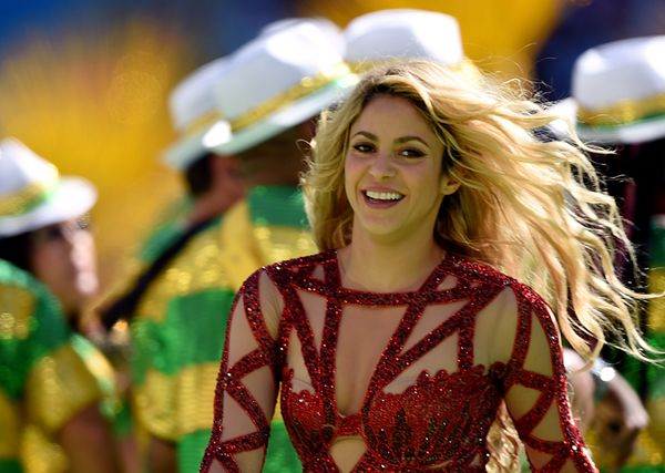 """Shakira decided on a mononymous artistic name, joining legends like Madonna and Prince. But ever wonder what the """"Hips Don't"""