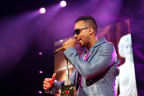 Romeo's stage name may pair perfectly withthe Bachata singer'sromantic and sensual music but he was born <a href=