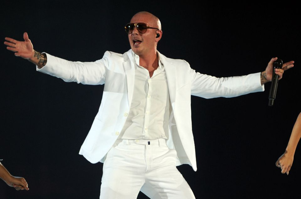 There are no shortage of names for the Cuban rapper -- Mr. 305, Mr. Worldwide, Pitbull -- but it should come to no one's surp