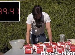 Bearded Man Eats 'Record' 17 Big Macs In An Hour