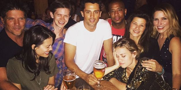 It's A 'One Tree Hill' Reunion!