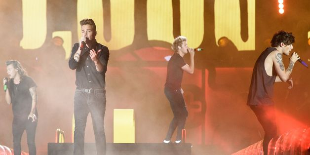 One Direction Reportedly Taking A Break