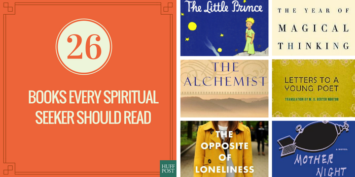 26 Books Every 'Spiritual But Not Religious' Seeker Should