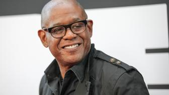 LOS ANGELES, CA - JUNE 08:  Actor Forest Whitaker arrives at the Los Angeles Film Festival premiere of 'Dope' at Regal Cinemas L.A. Live on June 8, 2015 in Los Angeles, California.  (Photo by Chelsea Lauren/Getty Images)