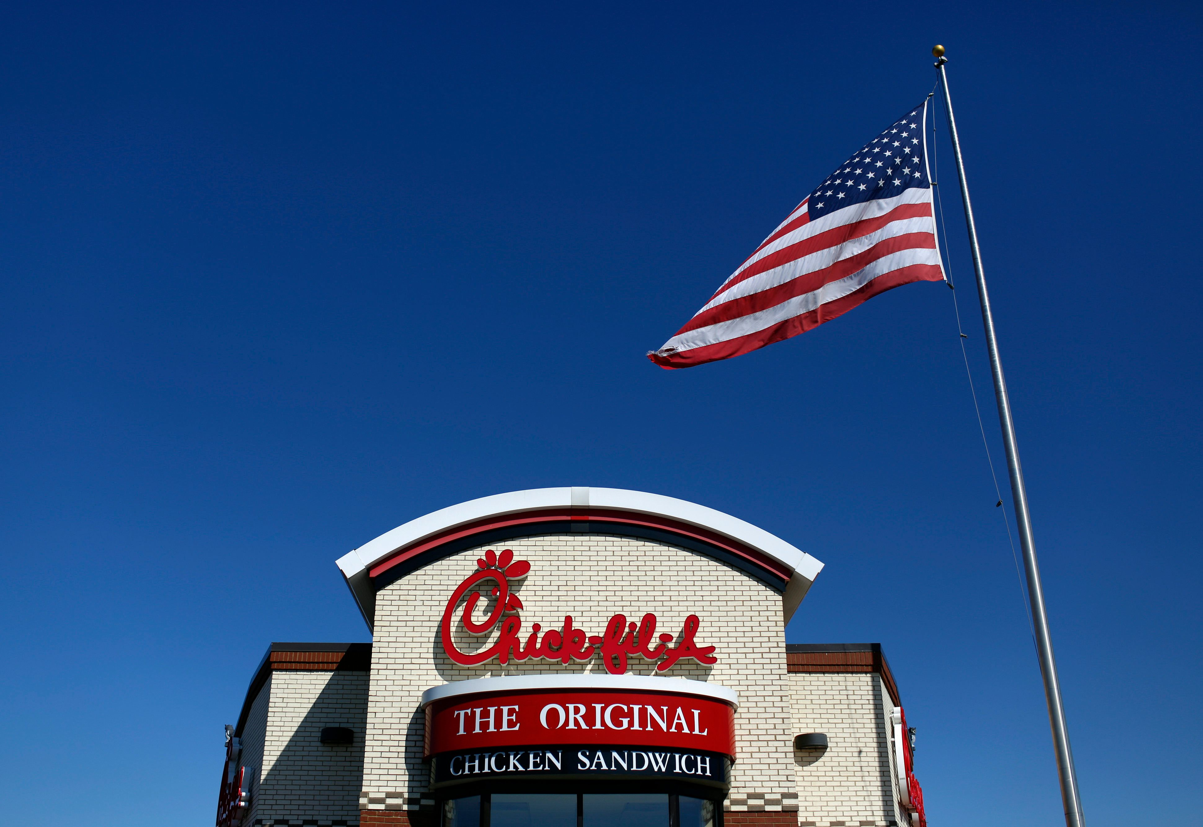 Denver could reject Chick-fil-A opening a restaurant in the city because of the chain's anti-gay history.