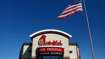 <p>Denver could reject Chick-fil-A opening a restaurant in the city because of the chain's anti-gay history.</p>