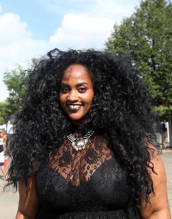 """Black beauty means: """"Power."""" Lauren, 30, Bronx, New York"""