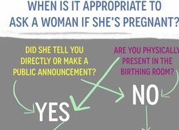 A Simple Way To Know When It's OK To Ask A Woman If She's Pregnant