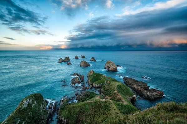<p>Nugget Point, where you'll traverse some rocky headlands.</p>