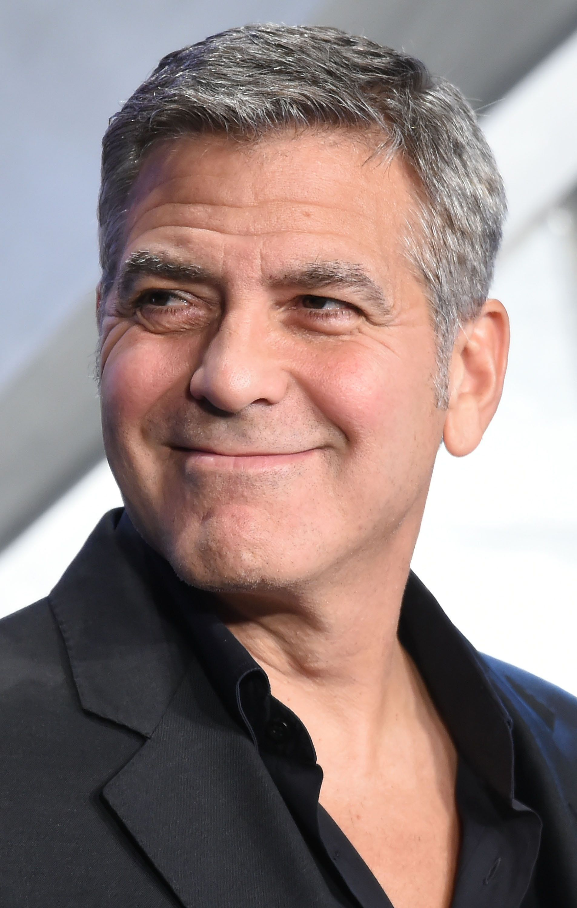 TOKYO, JAPAN - MAY 25:  George Clooney attends the Tokyo premiere of 'Tomorrowland' at Roppongi Hills on May 25, 2015 in Tokyo, Japan.  (Photo by Jun Sato/WireImage)