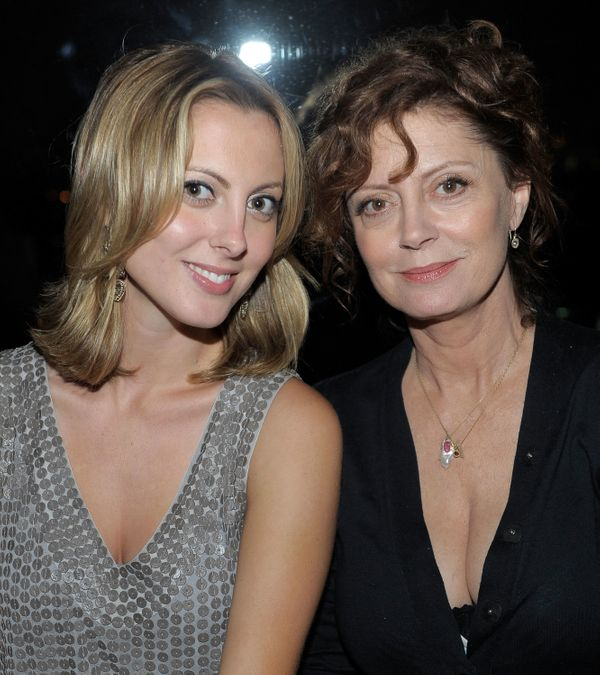 "Mother-of-three Susan Sarandon was looking forward to the <a href=""http://www.express.co.uk/celebrity-news/145016/Sarandon-lo"