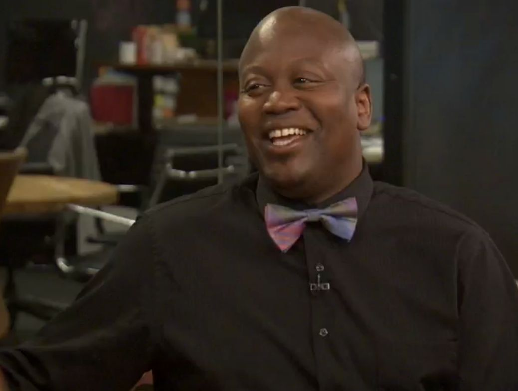 Tituss Burgess chats with HuffPost Live