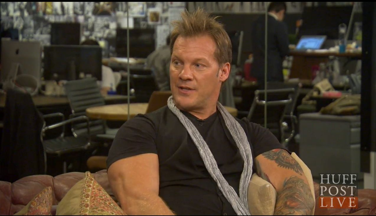 Chris Jericho on HuffPost Live