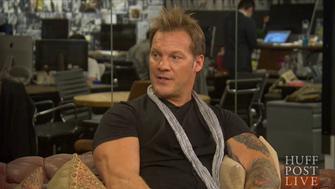 Chris Jericho on HuffPost Live